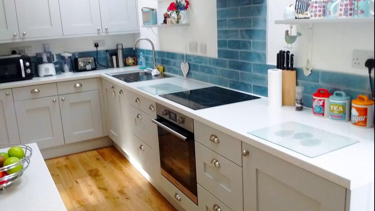 Innova Norton Shaker Kitchens 60 Second Showcase Part 2 Youtube