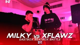 xFlawz vs Milky  Semi Final  Eastbox Beatbox Battle 2019
