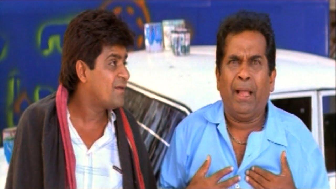Ali And Brahmanandham Non Stop Comedy Scenes|| Volga Videos