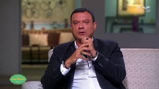 """صاحبة السعادة  عباس أبو الحسن يكشف سر جملته الشهيرة """"عجبا لكم أيها المصريون"""""""