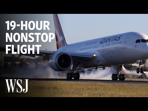 What a 19-Hour Nonstop Flight Can Teach Us About Jet Lag   WSJ