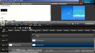 (Camtasia) How To Make A Cool DS Double-Screen Walkthrough BackGround!