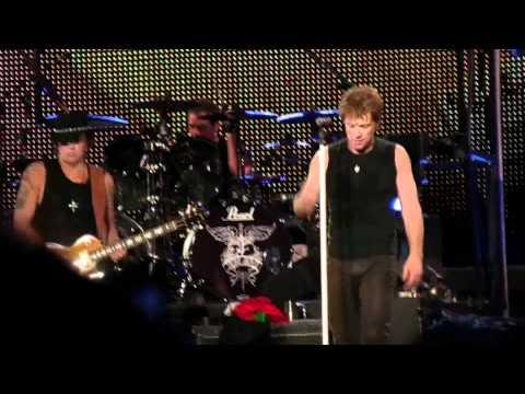 HD - Always - Bon Jovi - Udine 2011