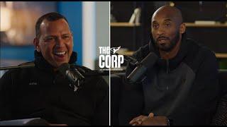 Kobe Bryant Tells A-Rod & Big Cat His Toughest NBA Matchups + Answers Rapid Fire Questions