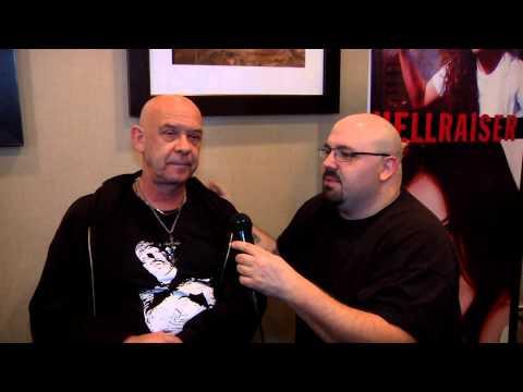 Doug Bradley Hellraiser Q&A at Chiller