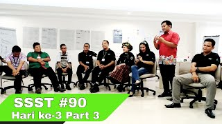 Training SSST #90 Hari ke-3 Part 3 - TTC - Toyota Indonesia