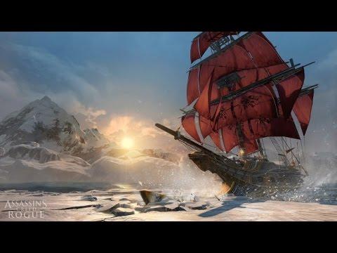 Прохождение Assasin's Creed: Rouge [Игра в реальном мире]+Пасхалки
