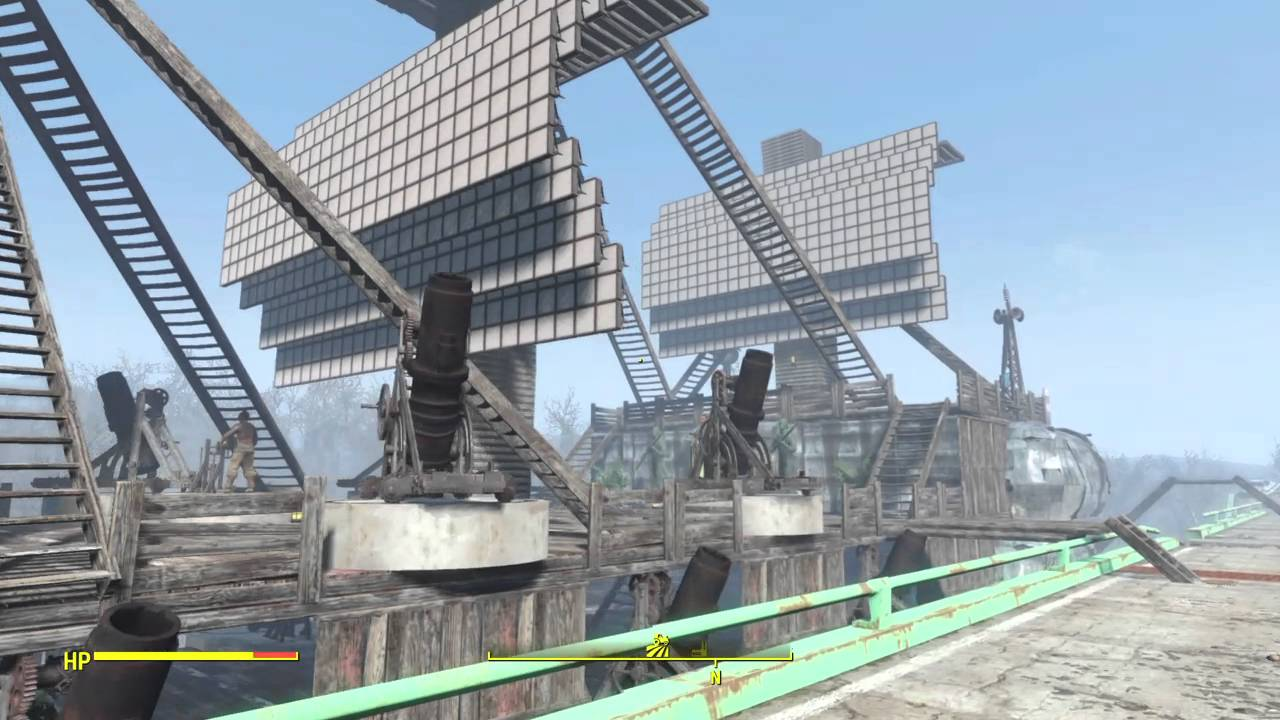 fallout 4 how to make a settlement large
