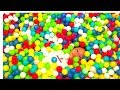 Indoor Playground Fun for Kids and Family Learn Colors with Ball  Songs for Kids
