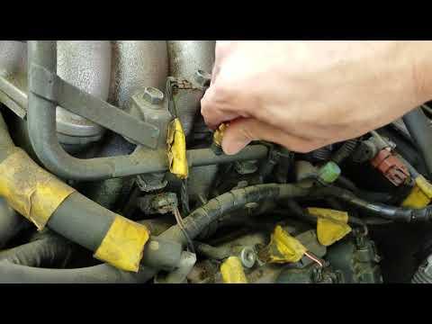 2001 Isuzu Rodeo - Checking Fuel Pressure