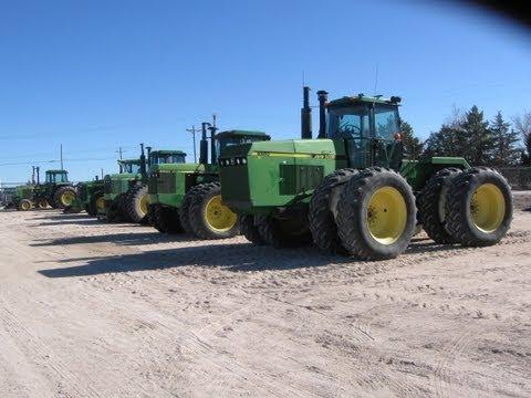 H.S. AGRI on tour 2012 2/4: Spearman, Texas