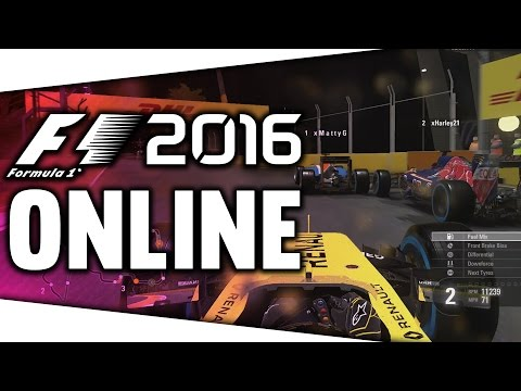 We made them use no assists in Heavy Rain | F1 2016 Online