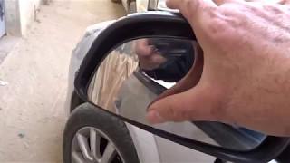 Comment démonter et reparer rétroviseur de opel astra H - كيفية تفكيك وإصلاح مرآة أسترا