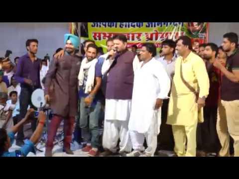 Bhula Nai Sakey Gi Muhabbat Meri Nu | Akram Rahi | LIVE SHOW In Rajasthan, India | Song 16
