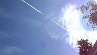 UK - 5 July 2011 - 10.19am - CONFORM CONSUME OBEY - H.A.A.R.P. & CHEM TRAILS