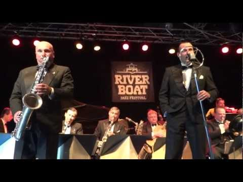 Bratislava Hot Serenaders beim Riverboat Jazz Festival