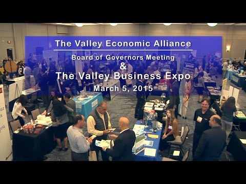 TVEA Board of Governors Meeting and The Valley Business Expo 2015