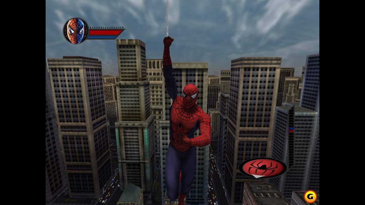 Spider Man The Movie 2002 Free Download PC Games