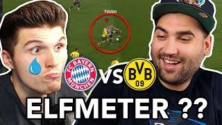 KLARER ELFER !! / AGGRESSION STEIGT !! - PETERLE VS PALUTEN