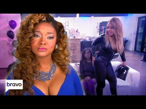 Mariah Huq's Most Savage Comebacks   Married To Medicine   Bravo