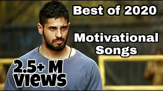 Best Motivational Songs 2019 | Hindi | Best of 2019 | inspirational songs | Bollywood |