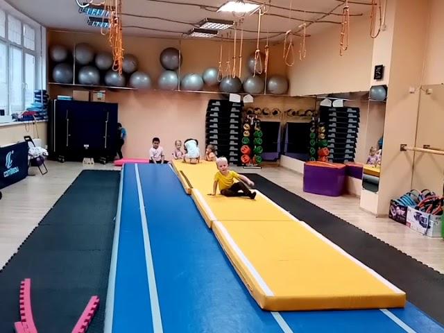 Гимнастика для детей 4-6 лет.