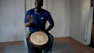 Djembé art du Burkina Faso Idrissa Ouattara