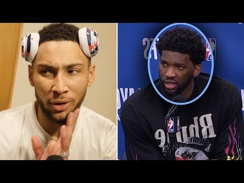 "Joel Embiid Says ""Ben Is KILLING OUR TEAM"" And Ben Simmons WANTS PAYBACK"