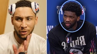 "Download Joel Embiid Says ""Ben Is KILLING OUR TEAM"" And Ben Simmons WANTS PAYBACK Mp3 and Videos"