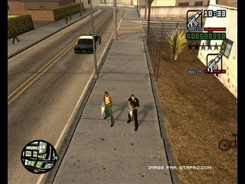 How To Install 2 Player GTA San Andreas