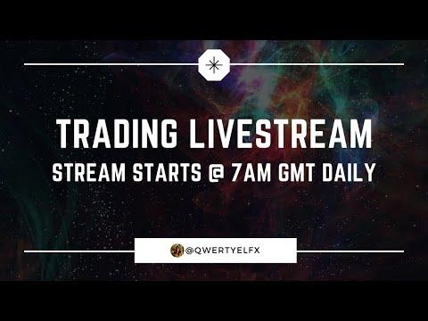 Forex Trading Livestream – 12 Nov 2020