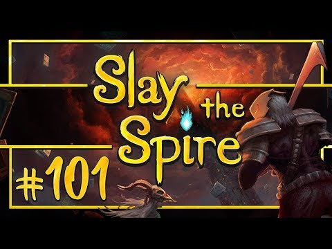 Let's Play Slay the Spire: Ironclad Ascension Level 10 - Episode 101