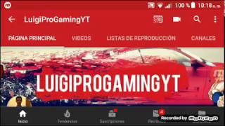 !DarkPlayer GamingTV Llegó Al 1 Millón De Suscriptores!