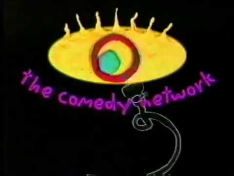The Comedy Network - pre-launch promo (1997)