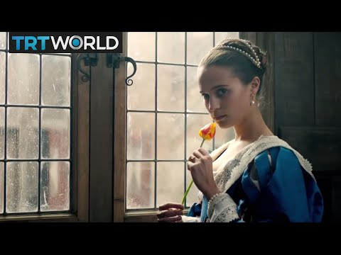 Tom Stoppard's new period drama 'Tulip Fever'