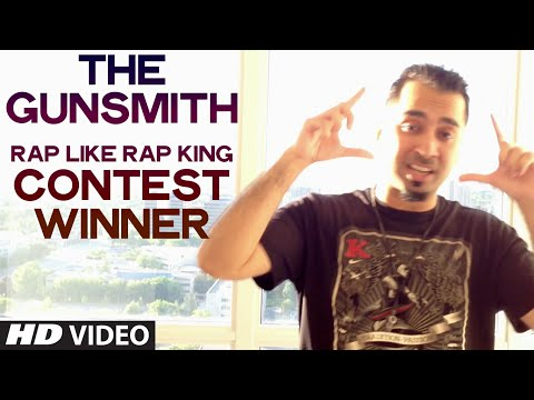 Rap Like Rap King Contest Winner - The Gunsmith | T-SERIES