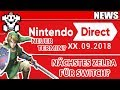 Neues Datum der Direct bekannt? / High End Zelda für Switch? - NerdNews #319