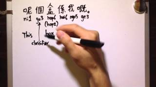Learning Cantonese - Beginner Lesson 1