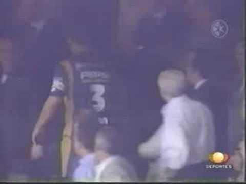 Pumas VS Real Madrid Trofeo Santiago Bernabeu
