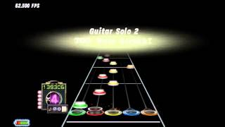 First Guitar Hero 3 Solo Compilation!