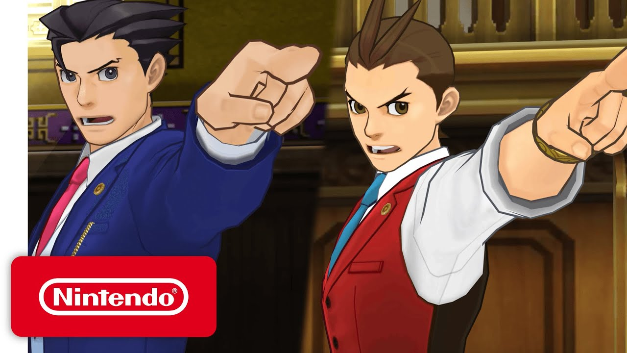Phoenix Wright: Ace Attorney - Topic - YouTube