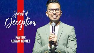Sunday, August 23, 2020 - 10am - Pastor Abram Gomez