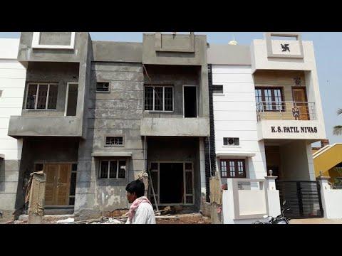18 × 40 East face duplex house plan walk through - YouTube