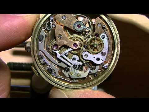 Restored Walker Watch Chronograph with Landeron 248 movement