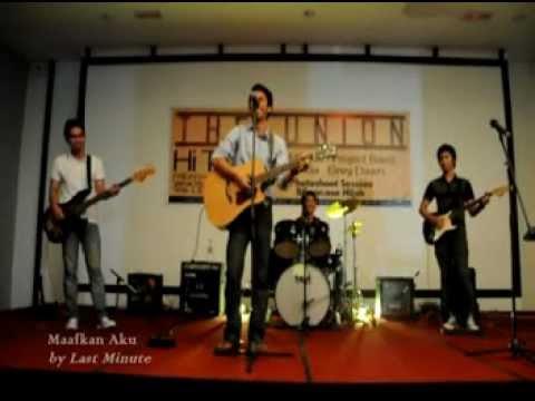 Last Minute - Maafkan Aku live at Holiday Villa Inn Hotel Wakaf Che yeh