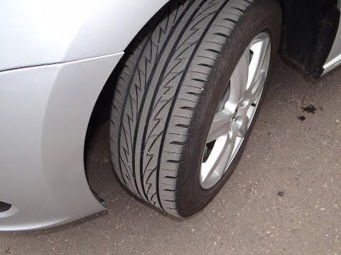 Шины Bridgestone Sporty Style MY02 отзывы, тесты шин