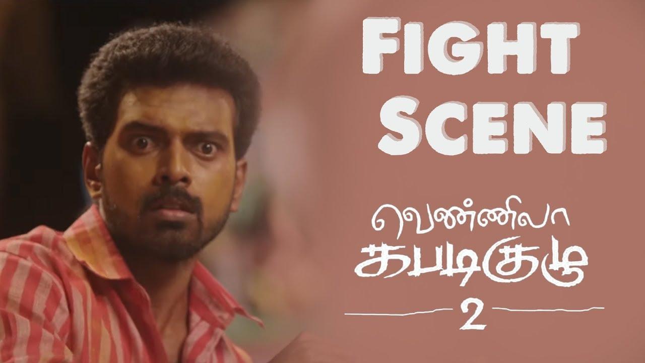 Download Vennila Kabaddi Kuzhu 2 | Tamil Movie | Fight Scene | Vikranth | Arthana Binu | (English Subtitles)
