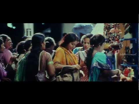 Thotti Jaya - Simbu saves Gopika
