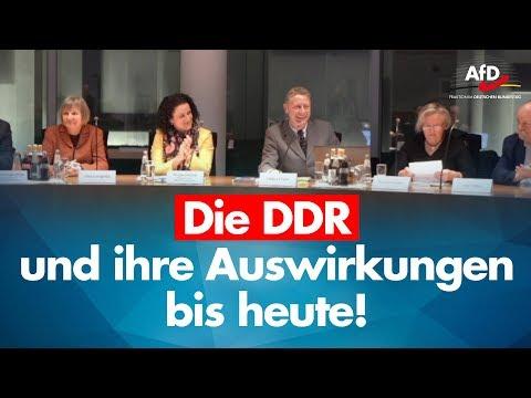 Die DDR Und Ihre Auswirkungen Bis Heute! - Vera Lengsfeld, Angelika Barbe & Nicole Höchst