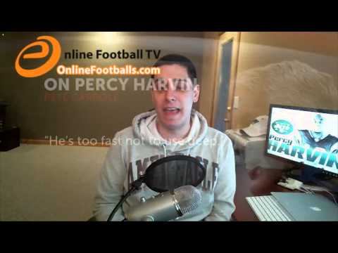 SEAHAWKS TRADE PERCY HARVIN TO JETS Instant Fantasy Football Analysis